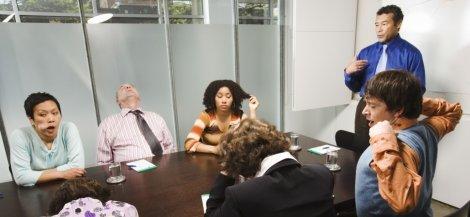 Meeting-Boring